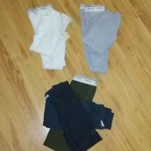 Bundle of Fruit of the Loom Thermal underwear